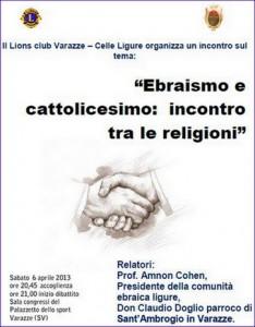 Varazze.6.04.2013_Ebraismo_e_cattolicesimo_incontro_tra_le_religioni-234x300