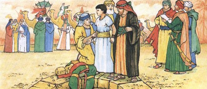 Giuseppe e i suoi fratelli 1 don claudio doglio for I suoi e i suoi bagni